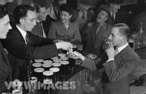 back when smoking was allowed in pubs
