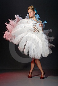 burlesque-artist-with-ostrich-feather-fan-thumb7980246